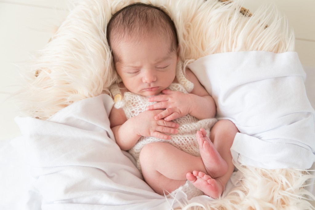 Séance photo nouveau né bébé en seine et marne