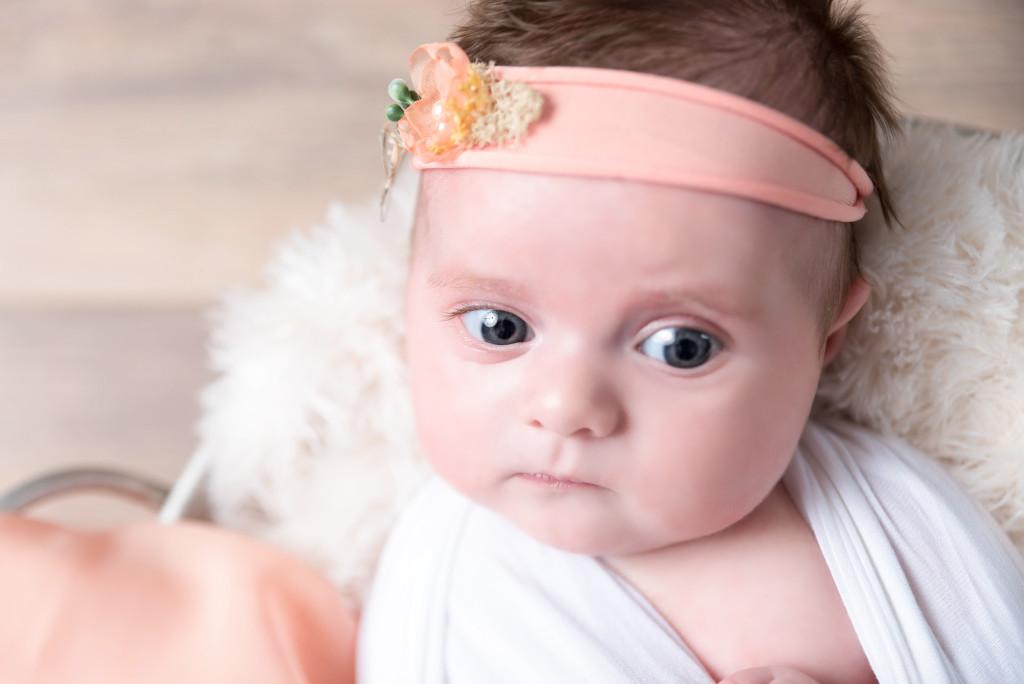 Photographe séance photo studio bébé 4