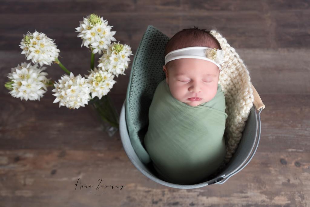 Séance photo nouveau né bébé R - Seine et Marne Oise