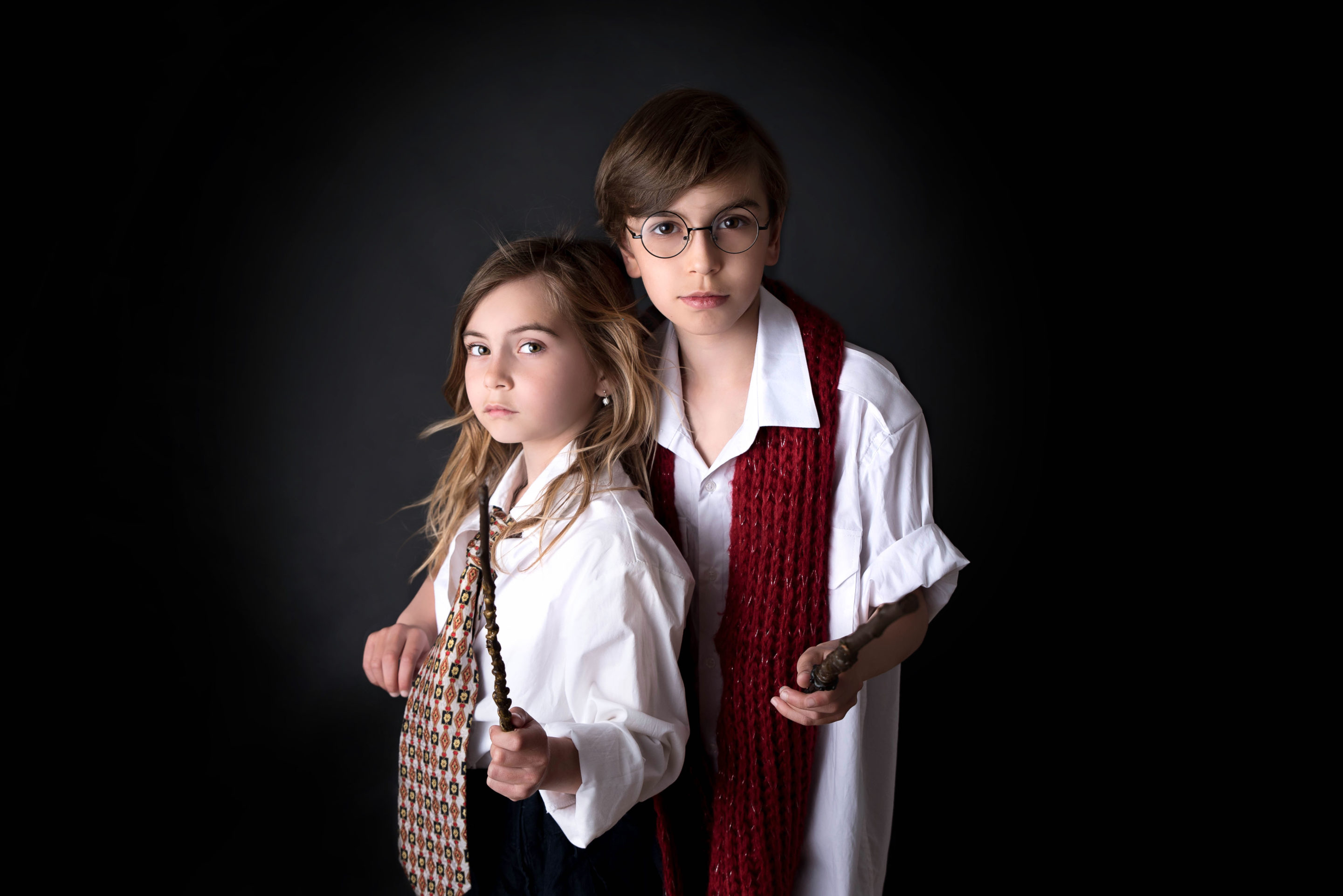 photographe enfant harry potter